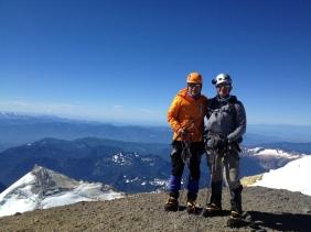 Summit of Mount Baker
