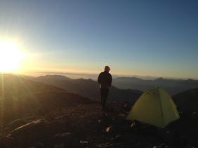 Hogsback Camp, Mount Baker